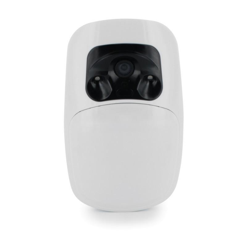 Détecteur de présence bi-lentille à capteur d'image Delta Dore Tyxal+