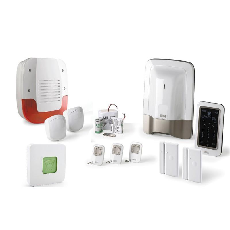 Alarme maison Delta Dore – Pack alarme Tyxal + Kit n°1