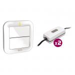 Pack commande lampes à distance – Delta Dore – Tyxia 620