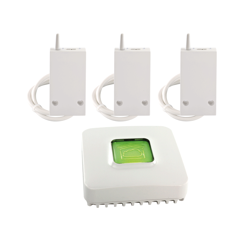 Pack pilotage à distance du chauffage électrique – Delta Dore Tyxal+