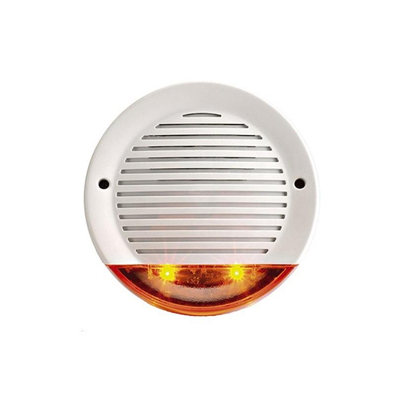 Sirène radio extérieure SEFRX pour alarme Tyxal Delta Dore