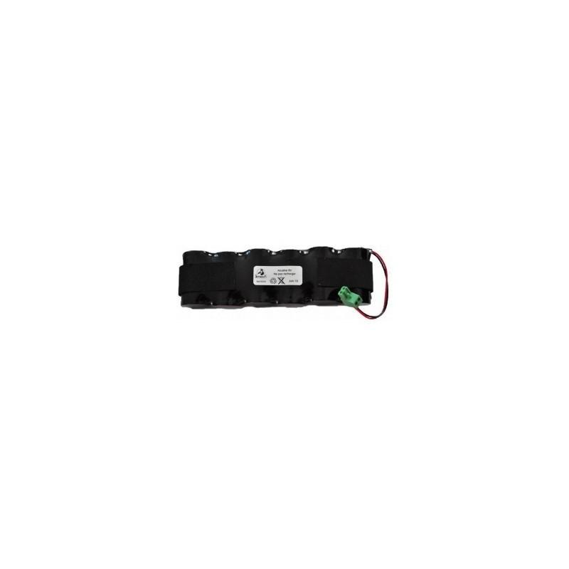 Bloc de piles BPX pour sirène extérieure SEFRX Delta Dore