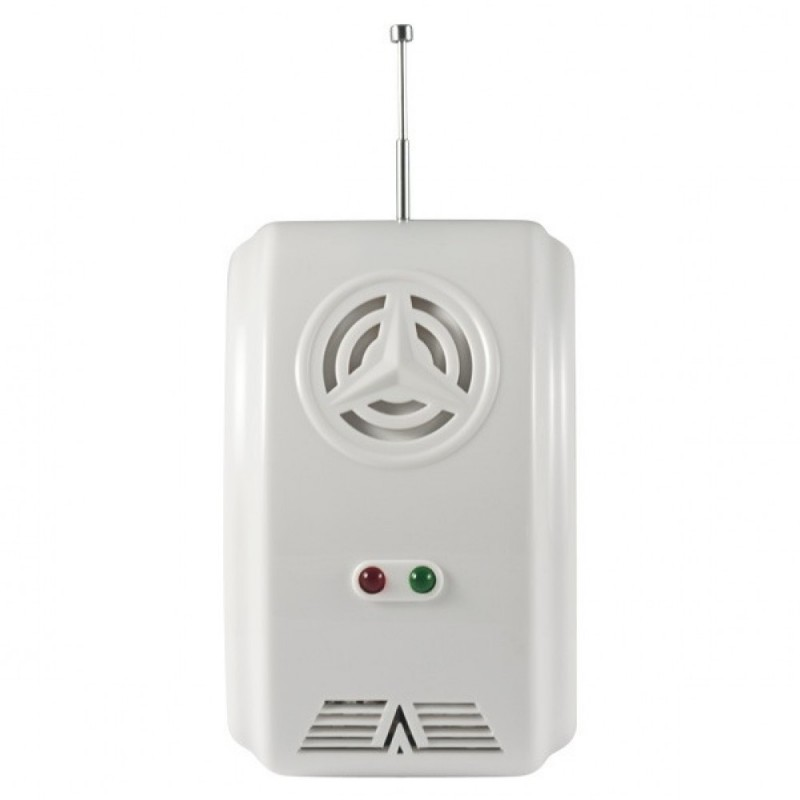 Détecteur de gaz sans fil Atlantic'S