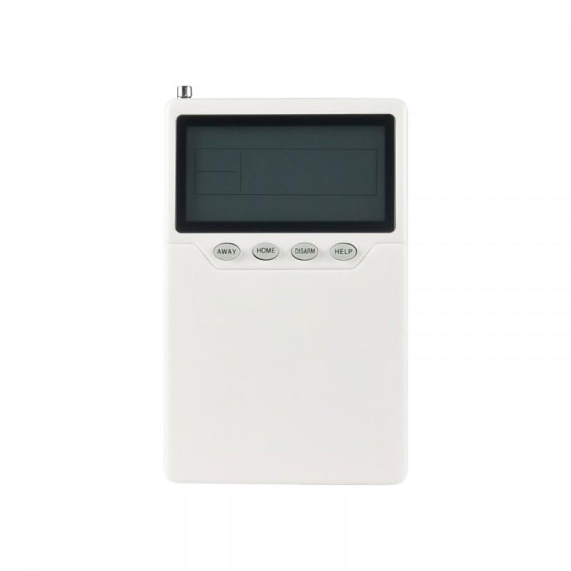 Clavier déporté sans fil LCD Atlantic'S