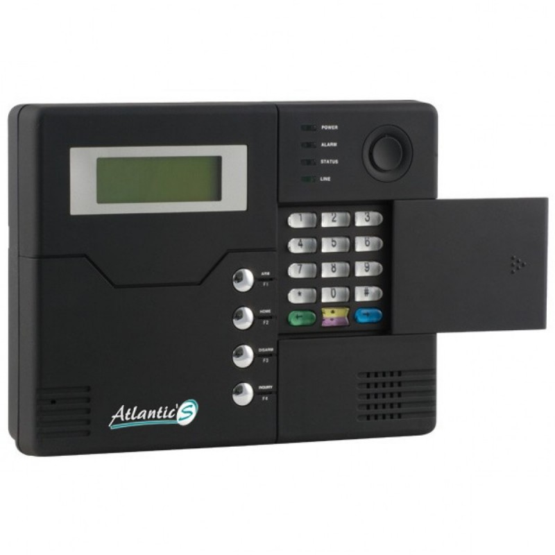 Pack Alarme sans fil GSM Atlantic'S Kit 4