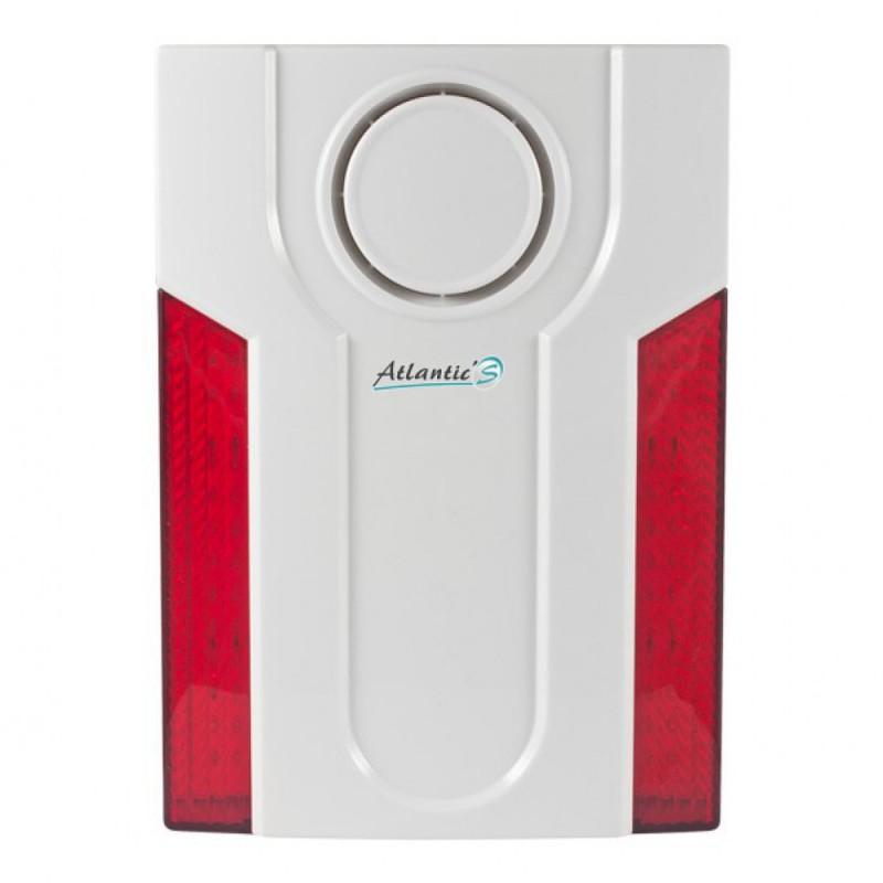 Pack Alarme sans fil GSM Atlantic'S Kit 5
