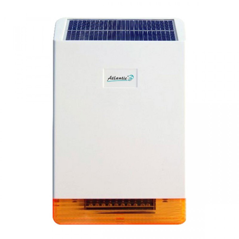 Pack Alarme sans fil GSM Atlantic'S Kit 12