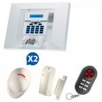 Alarme sans fil Visonic Powermax Pro Kit 2