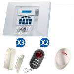 Alarme sans fil Visonic Powermax Pro Kit 3