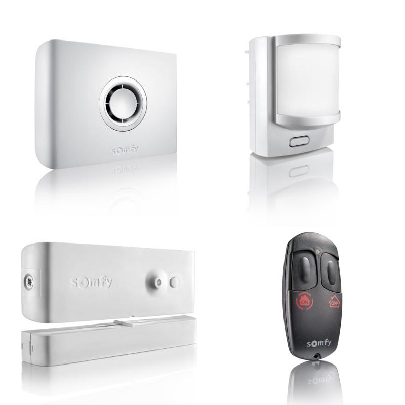 Alarme GSM Protexiom Start - Somfy