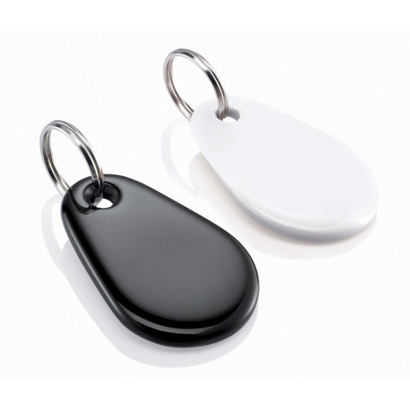 Lot de 2 badges pour clavier LCD d'alarme Somfy Protexiom