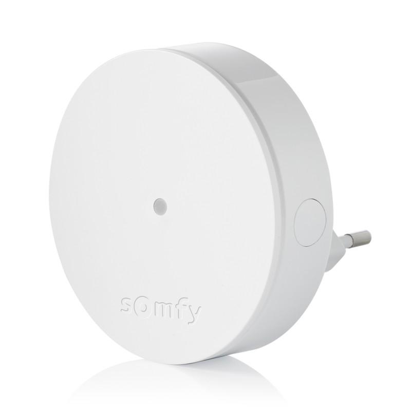 Relais de signal radio pour alarme Somfy Protect