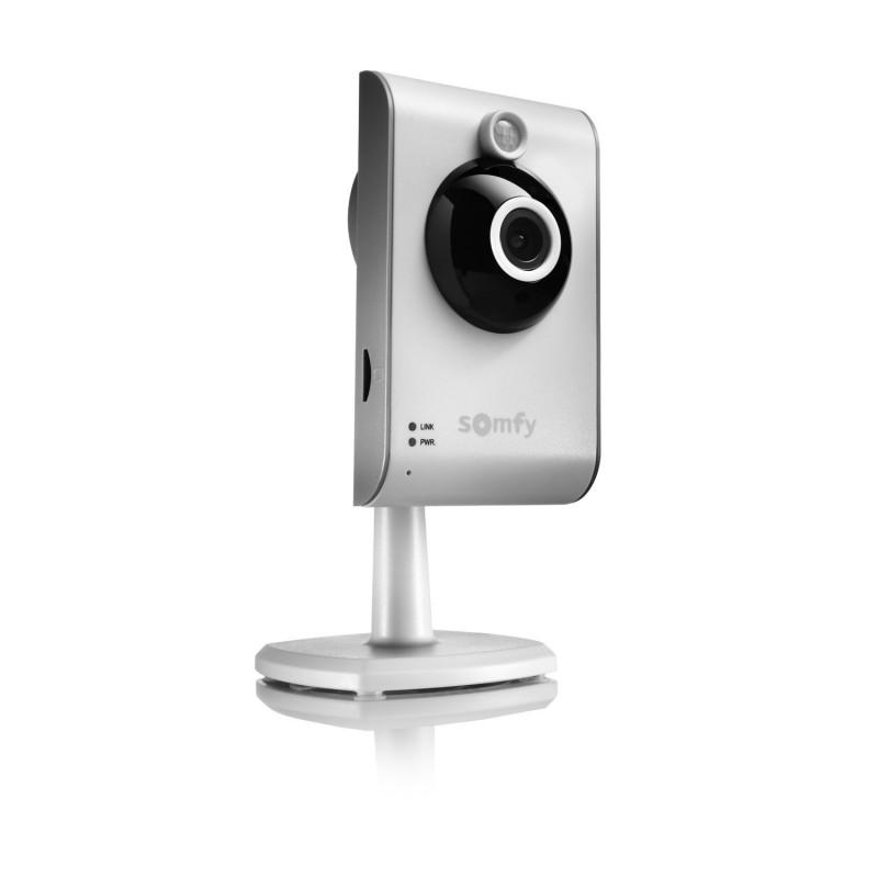 Kit 1 Alarme connectée avec vidéosurveillance Somfy TaHoma