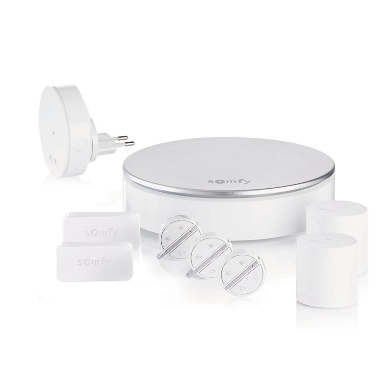Pack alarme connectée Somfy Home Alarm