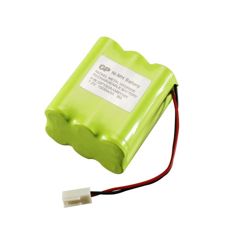 Batterie pour centrale d'alarme Visonic Powermax Plus