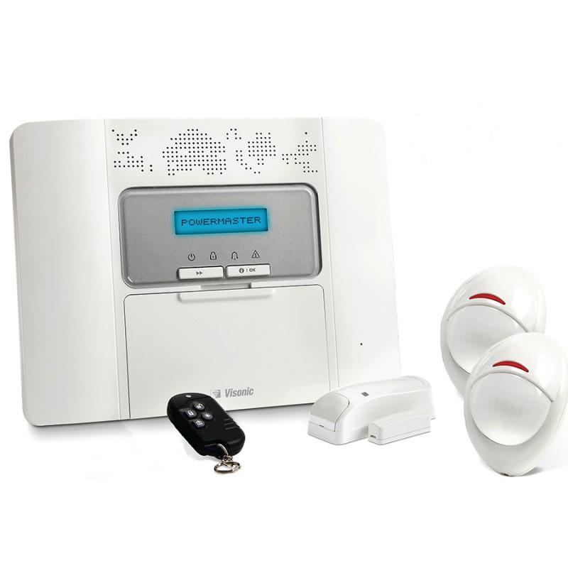 Kit 2 Alarme Powermaster 30 - Visonic