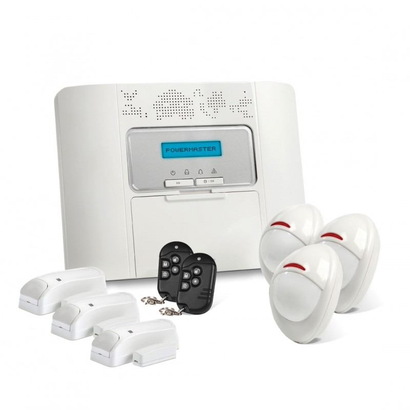 Kit 6 Alarme Powermaster 30 - Visonic