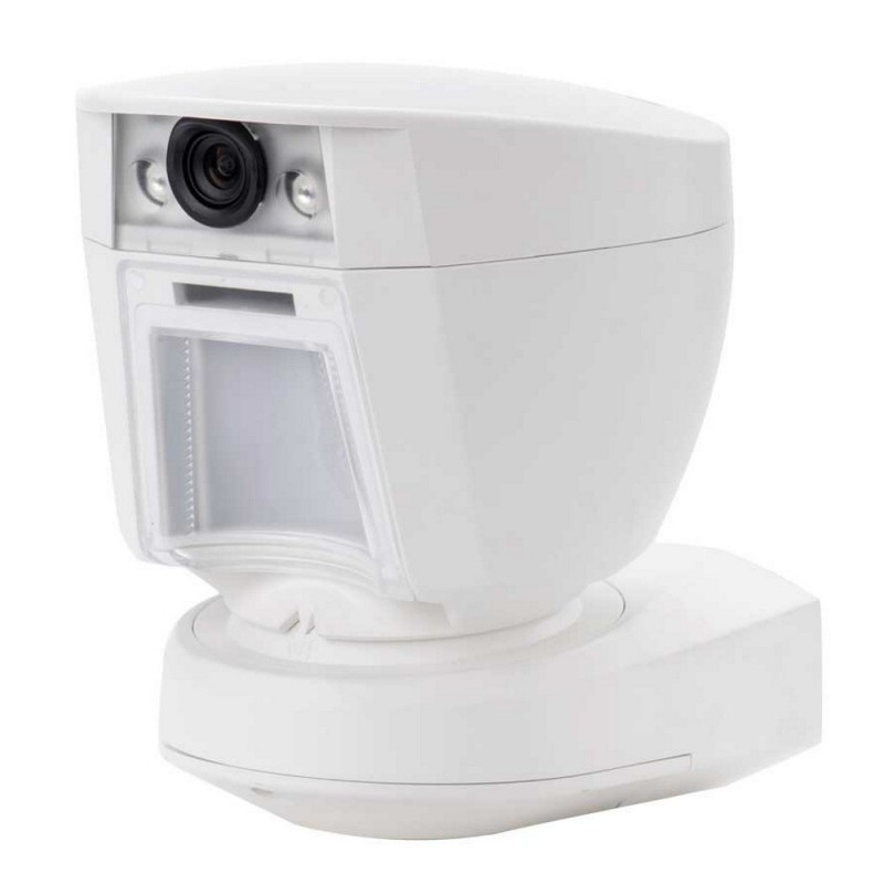 Détecteur de mouvement extérieur avec caméra intégrée - Visonic Powermaster