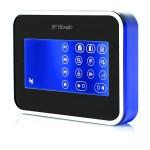Clavier tactile avec lecteur de badge intégré - Alarme Visonic Powermax Pro