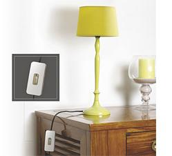 interrupteur récepteur pour lampe tyxia 6610