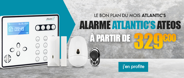 Alarme gsm Atlantic'S ATEOS